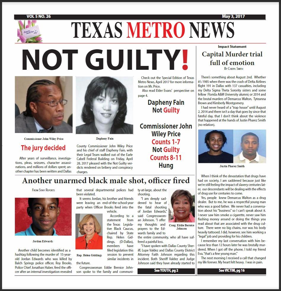 Texas metro news 5 5 17