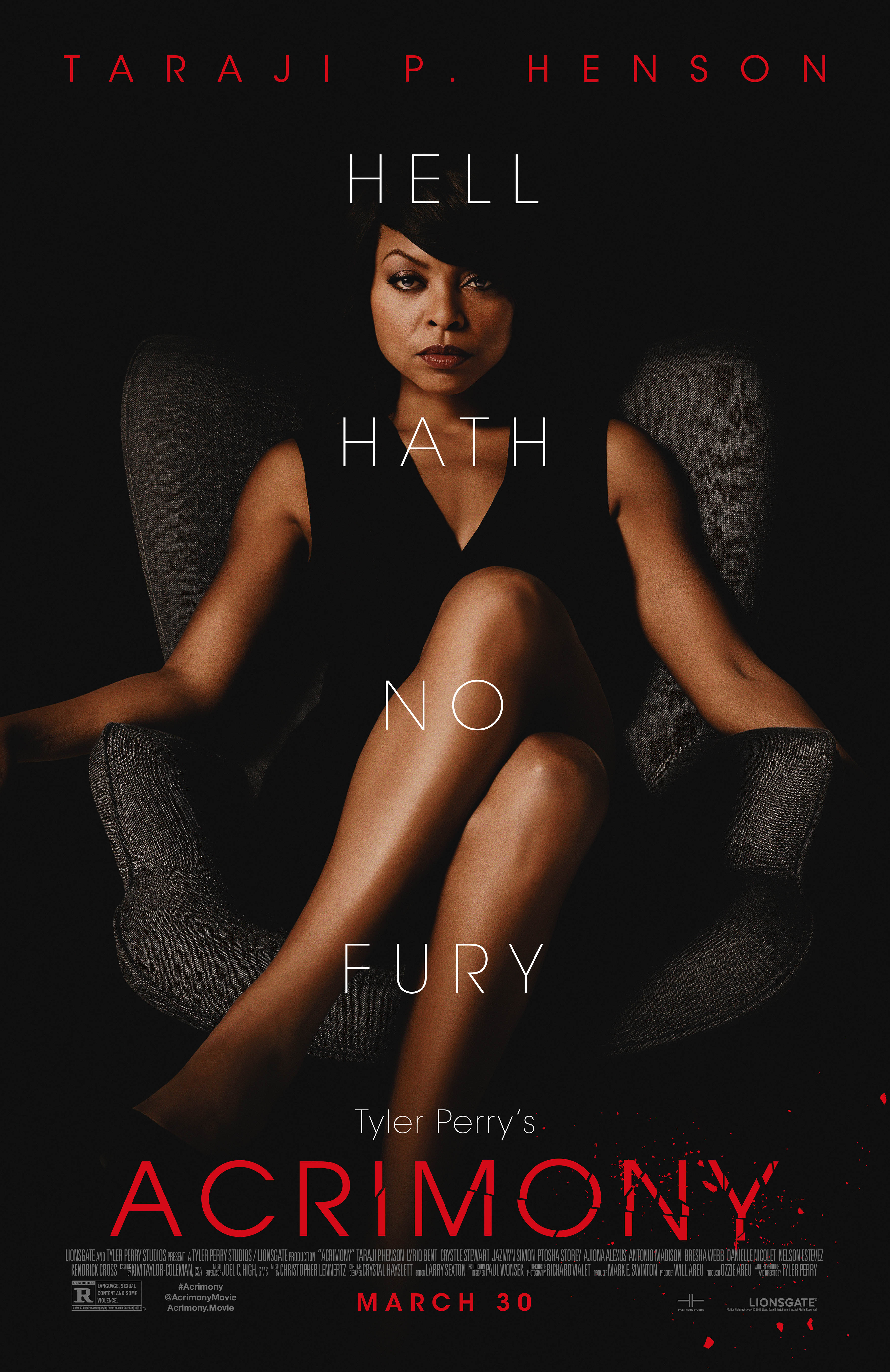 Tyler Perry's Acrimony Review