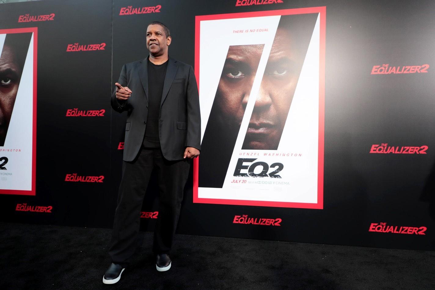 Equalizer 2: The Sequel