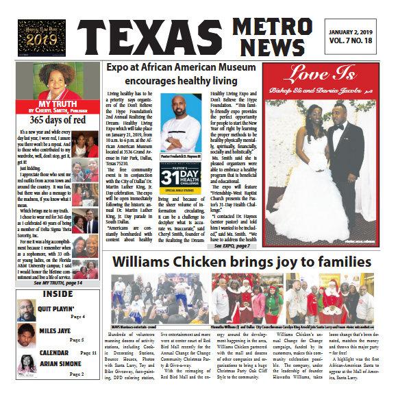 Texas Metro News: 1/2/19