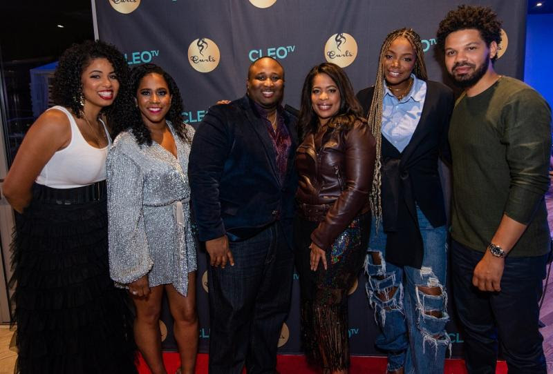 TV One Brings In The New Year With An Exclusive CLEO TV Preview Event In Dallas