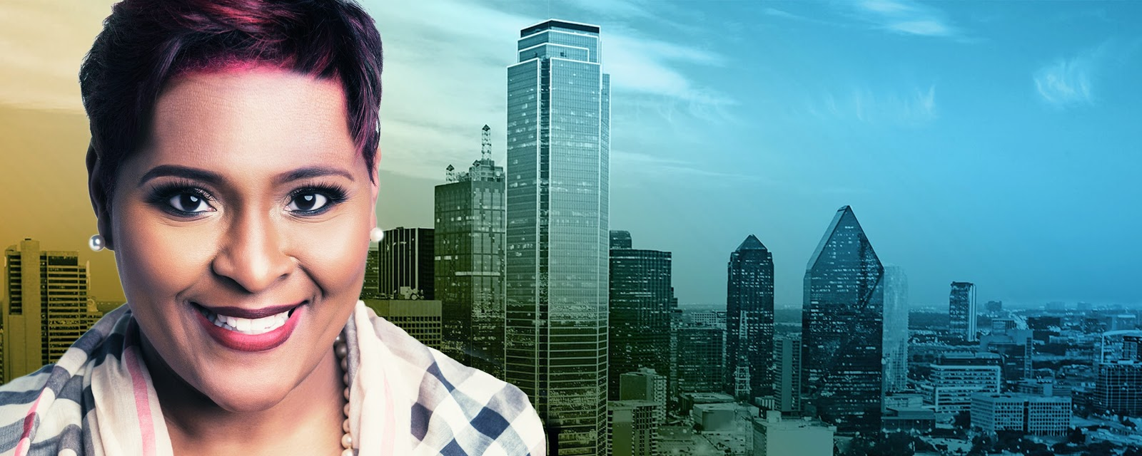 Oak Cliff Native, K Flewellen, Announces Candidacy for City Council District 4 with Voter Drive on February 11