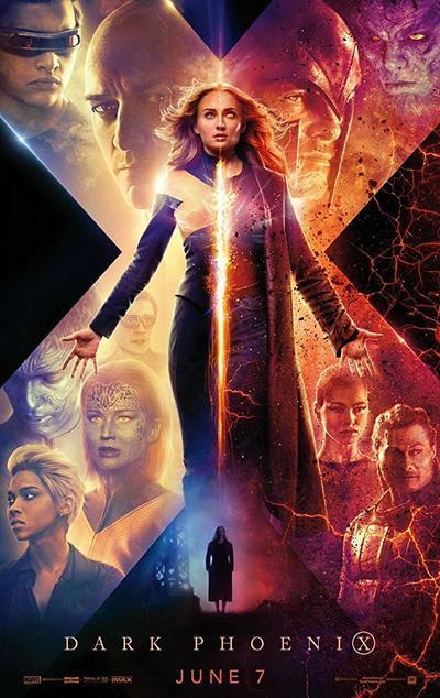 Hollywood Hernandez Live Movie Review: Dark Phoenix