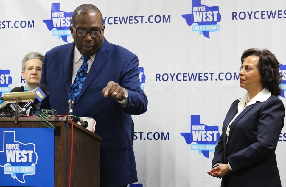 Go West!: Long-time State Senator Ready for Washington