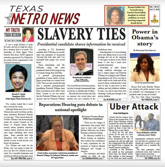 Texas Metro News: 7/17/19
