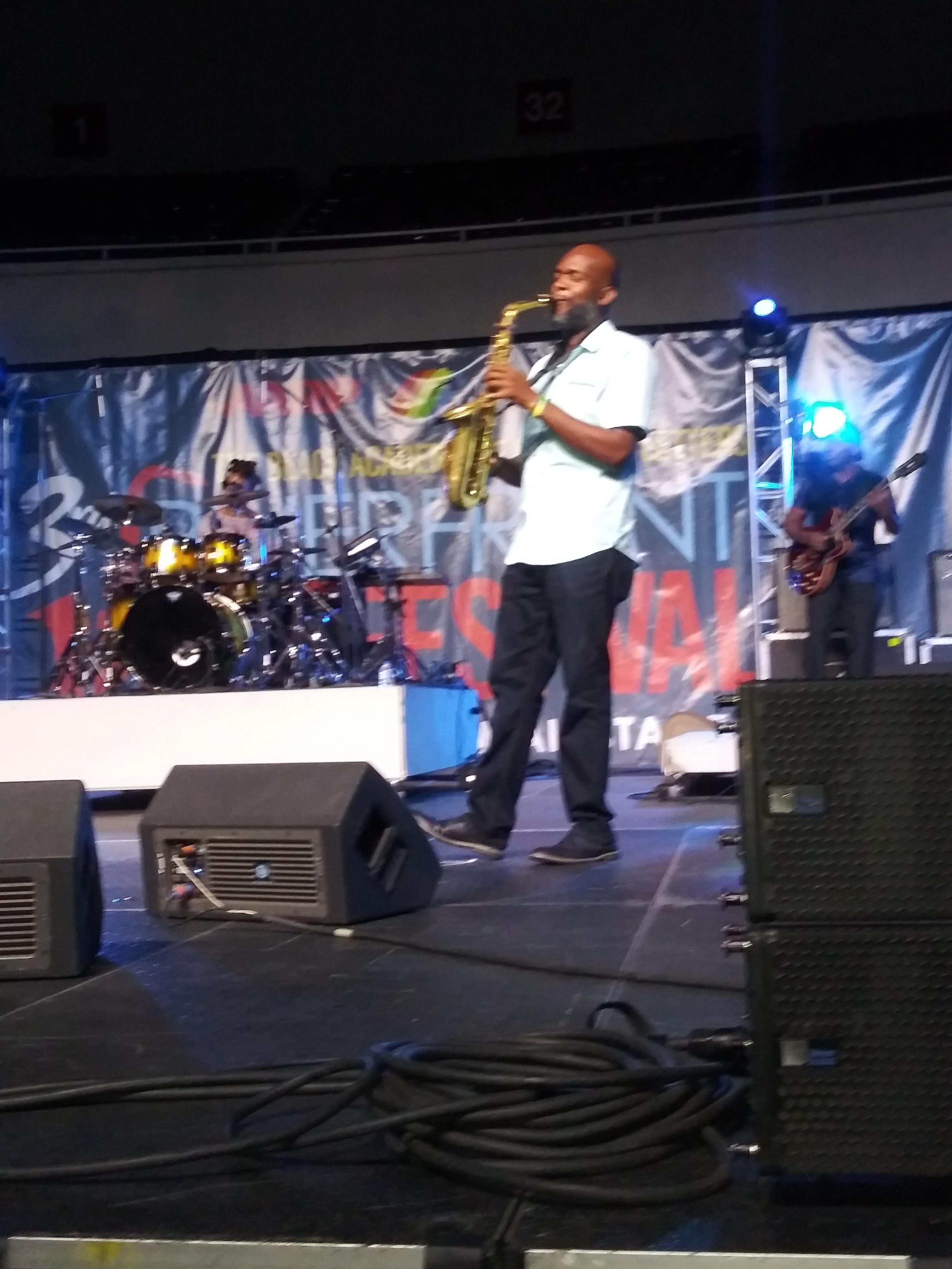 Riverfront Jazz Festival Gallery