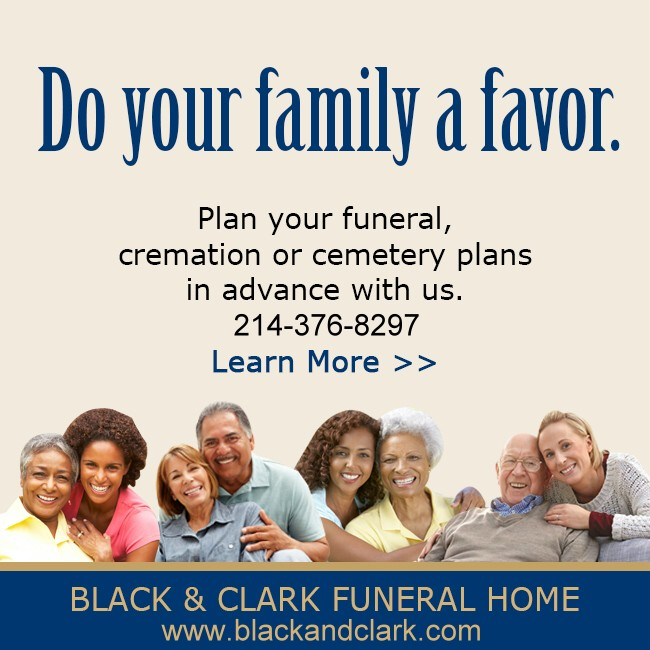 Black and Clark Funeral Home Experience Shared with Readers