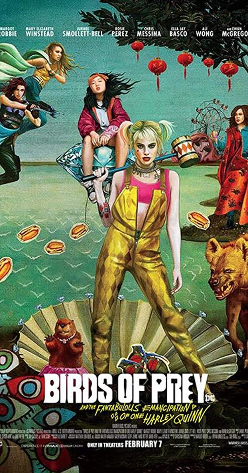 Hollywood's Movie Review: Birds of Prey
