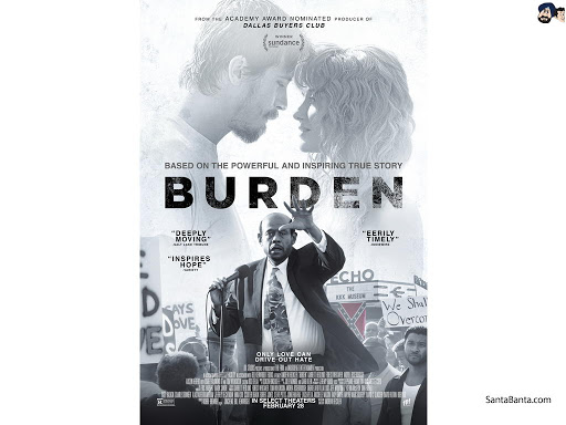 Hollywood's Movie Review: Burden