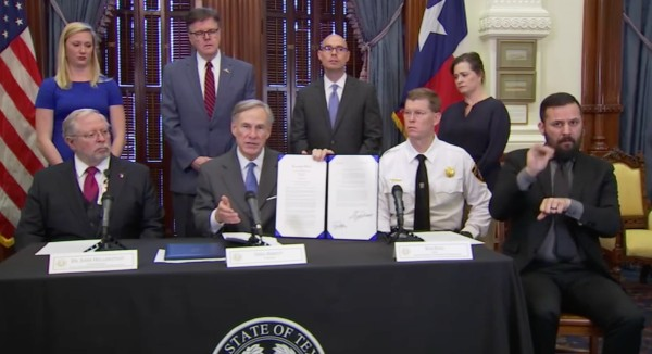 Texas Governor Abbott Issues Executive Order: Closes Gyms, Bars, and Restaurants' Dining Rooms Statewide (with video of announcement)