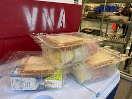 Meals on Wheels Volunteers and Staff Work Under New Coronavirus Guidelines but Make Sure Elderly Get Fed
