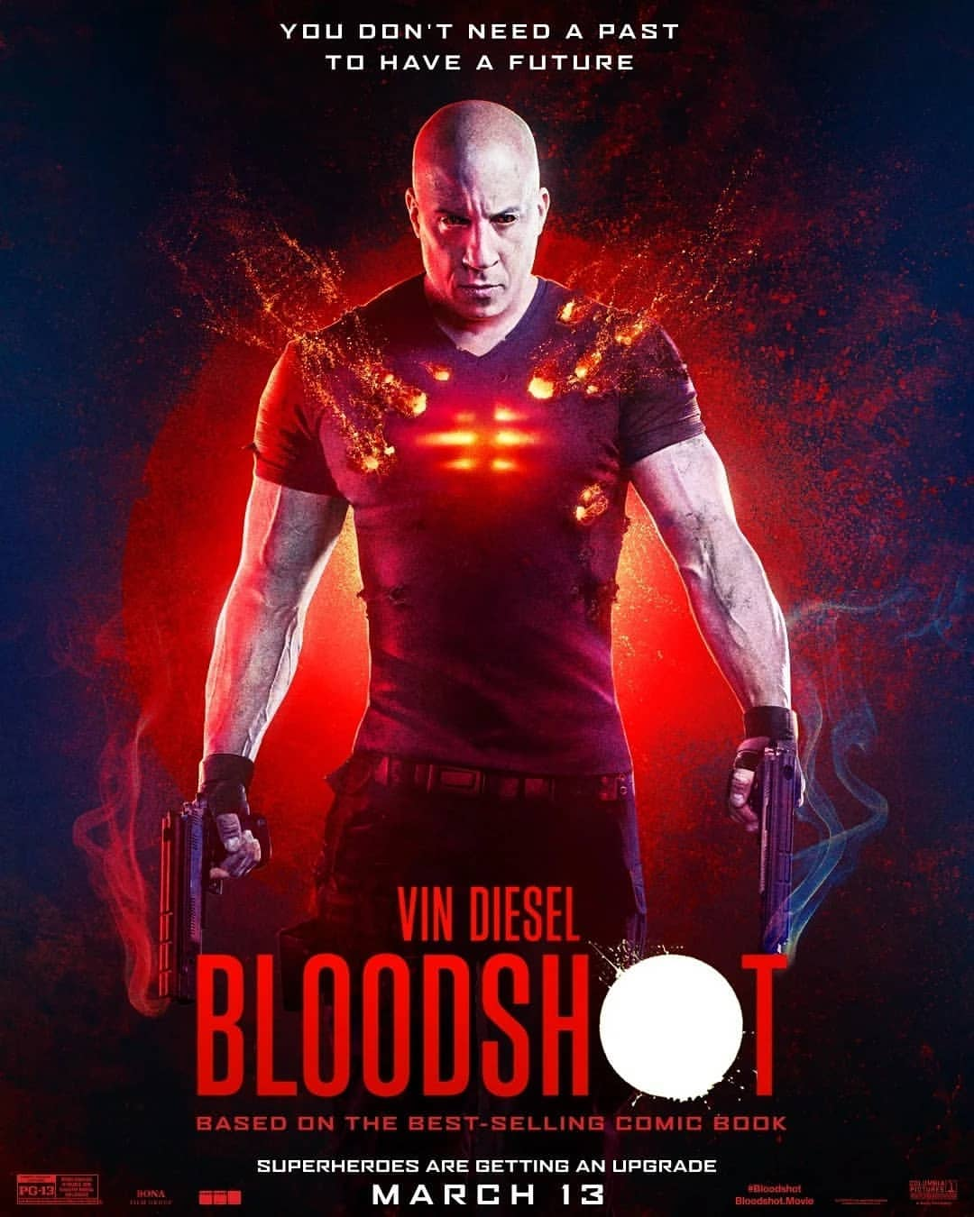 Hollywood's Movie Review: Bloodshot
