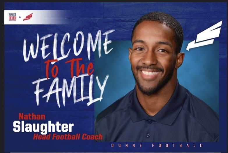 Bishop Dunne Announces New Head Football Coach