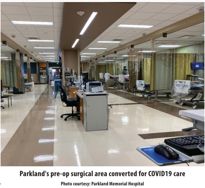 Parkland Ready for COVID-19