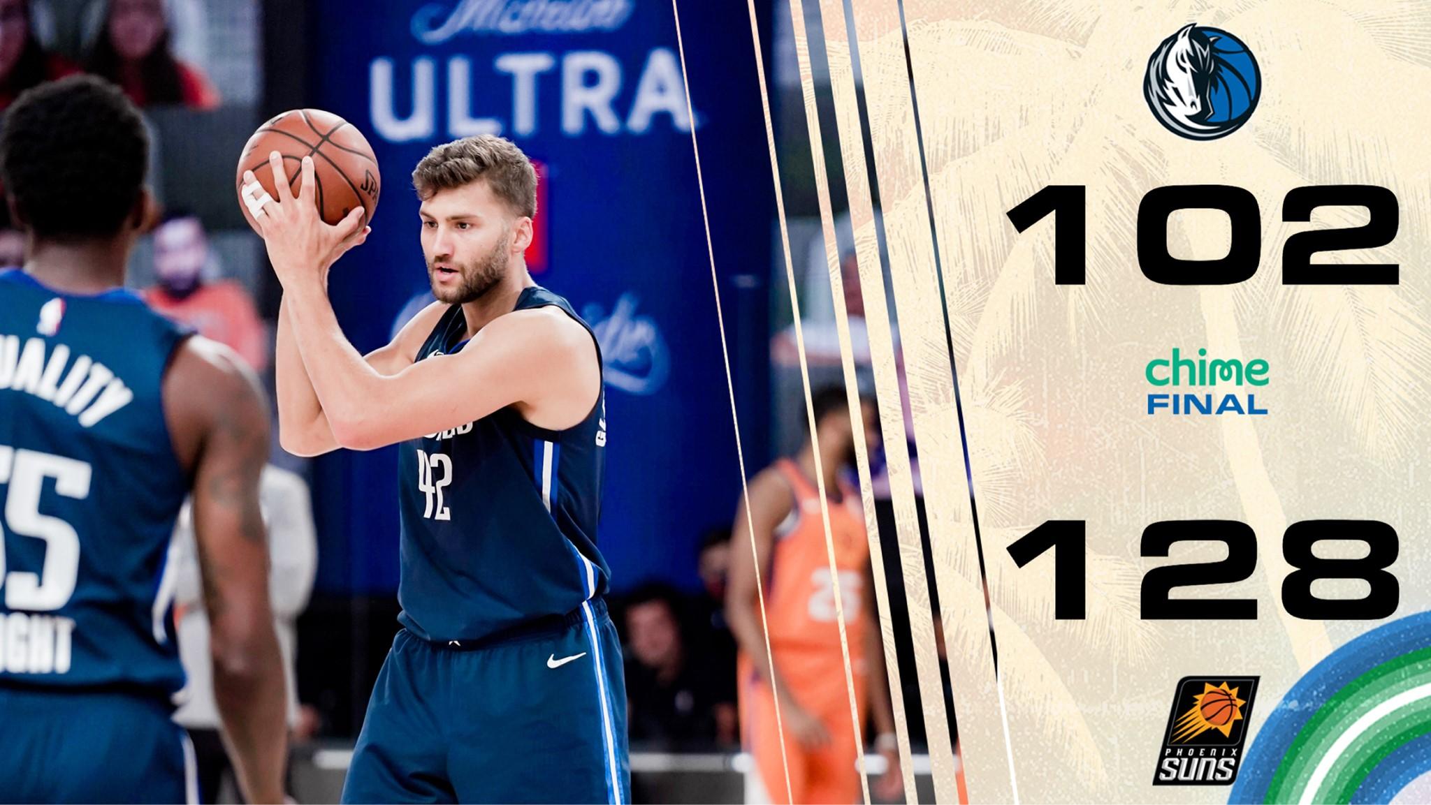 Mavs Wrap up NBA Restart, Prepare for Playoffs
