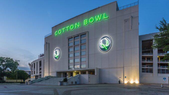 Cotton Bowl Stadium /Cotton Bowl Stadium Facebook