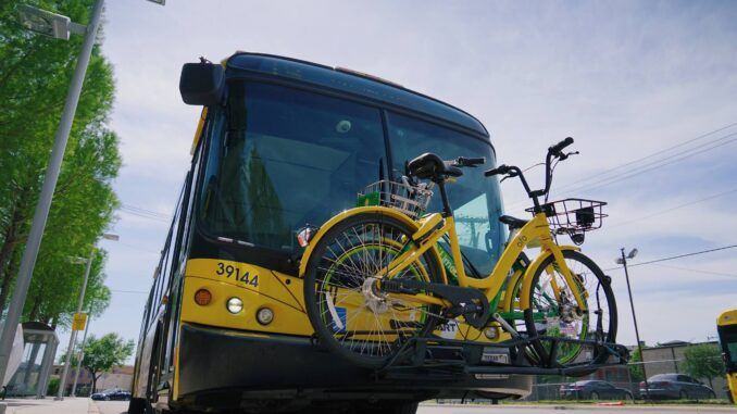 Photo Courtesy of Dallas Area Rapid Transit