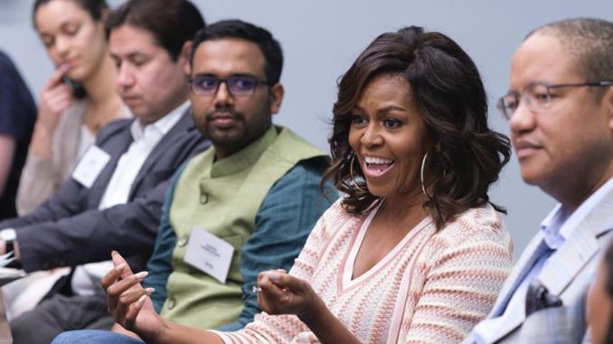 Michelle Obama/Instagram
