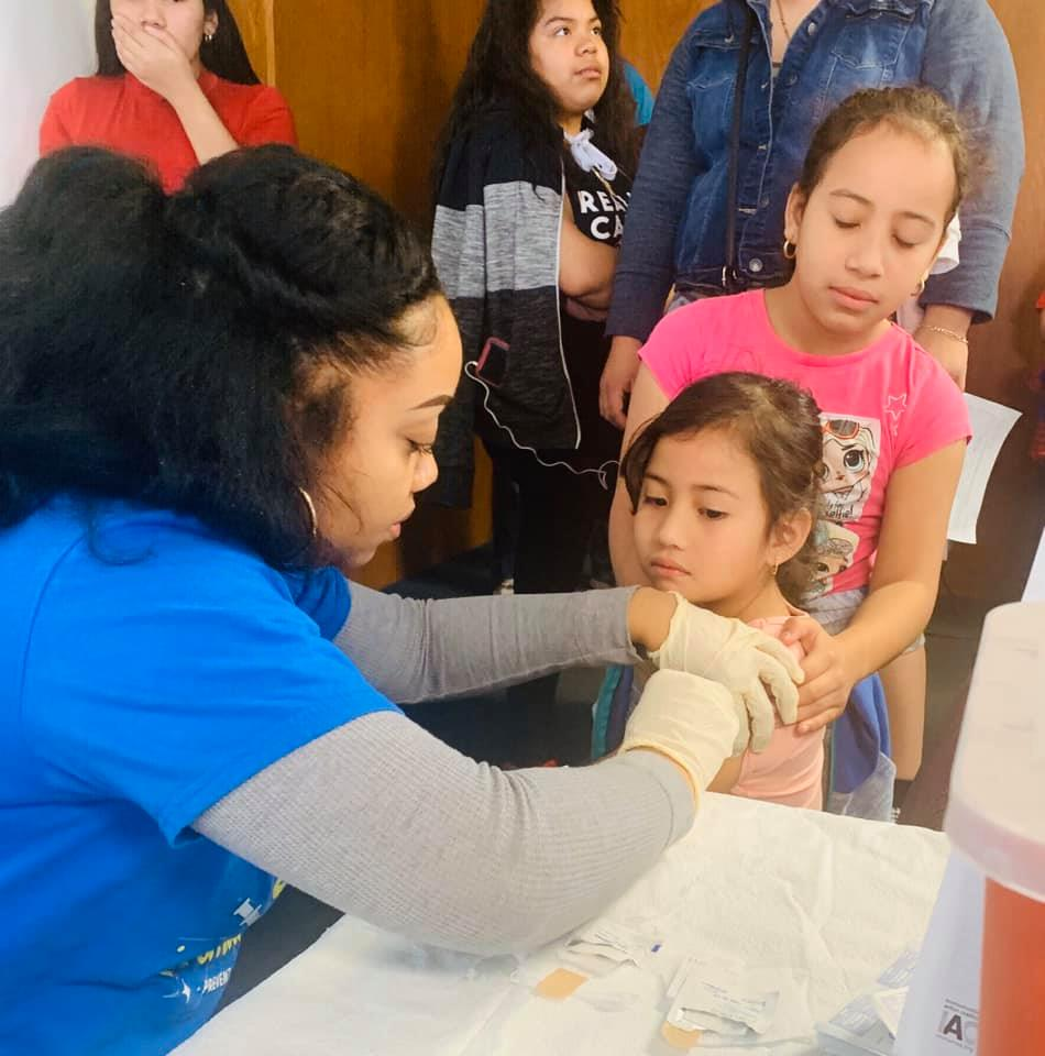 Back-to-School Vaccinations Available for Dallas County