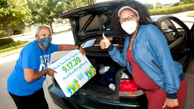 Preparations are underway for North Texas Giving Day/Facebook