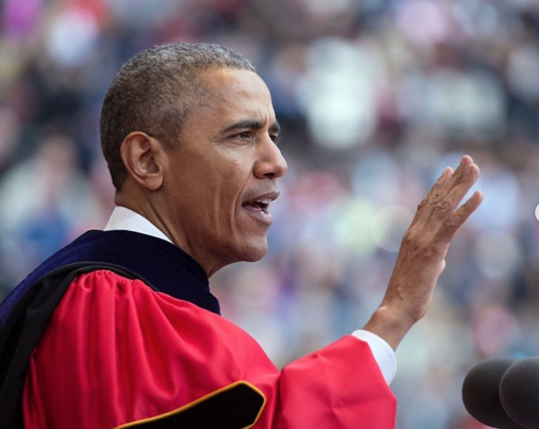 Obama Continues to Remind Voters that Change is Needed
