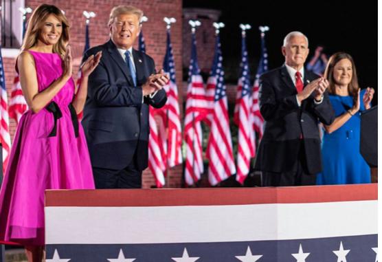 Trump at the RNC/President Trump's Instagram