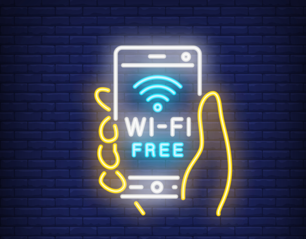 Free WiFi Installed at Four Library Parking Lots