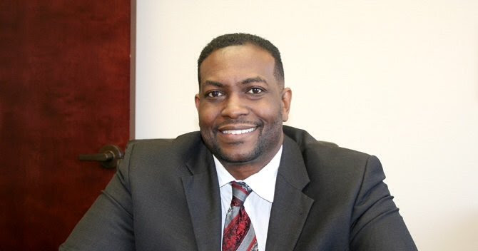Dallas City Councilman Casey Thomas