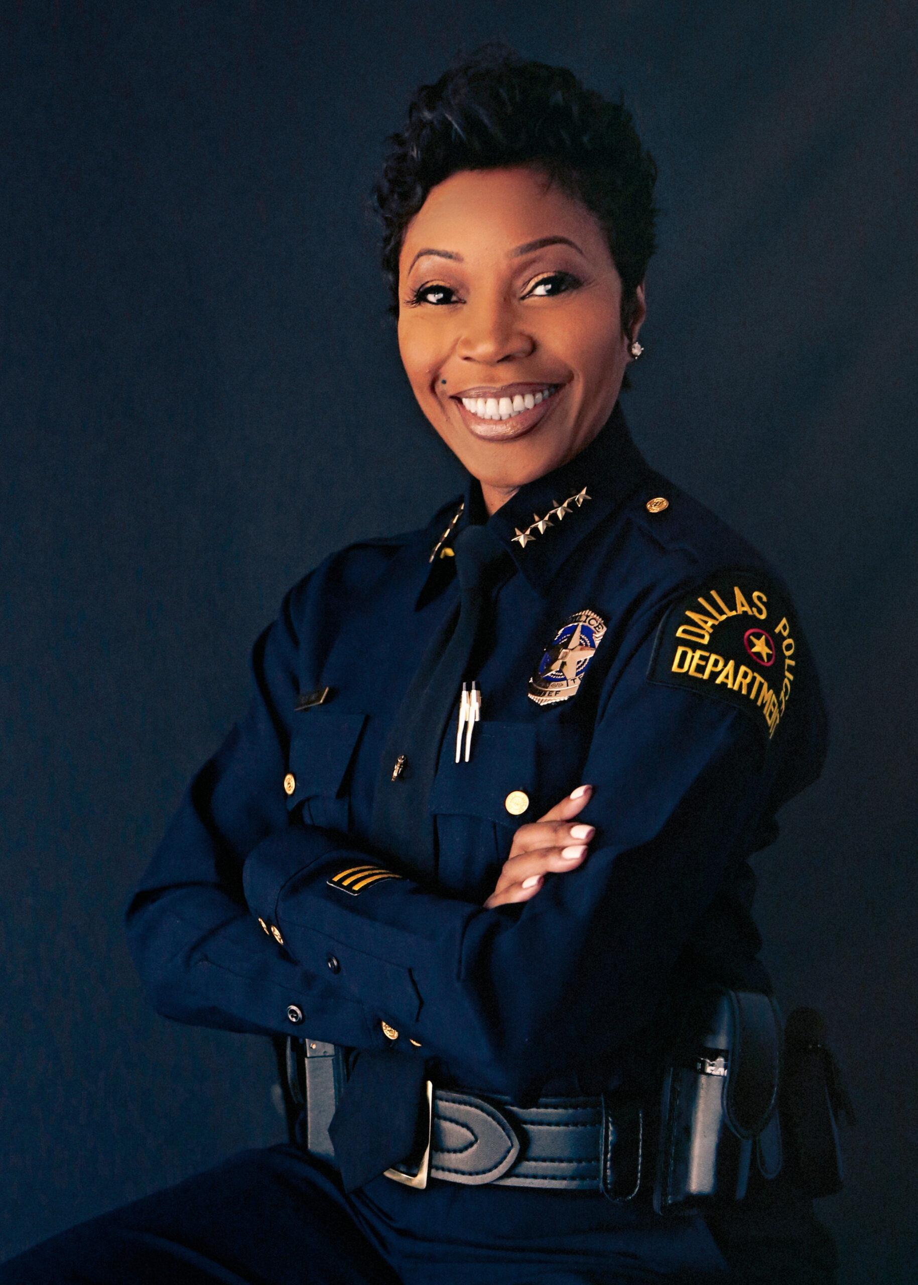 Dallas Police Chief U. Reneé Hall