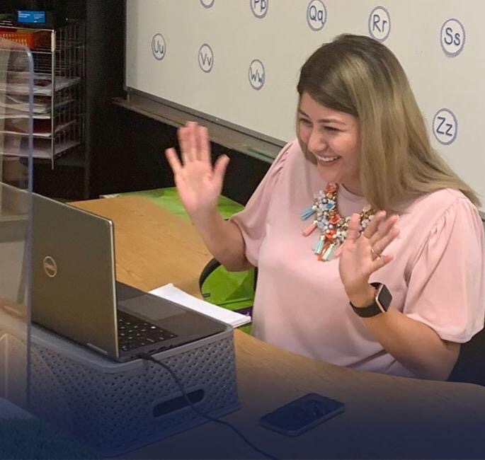 GISD Launches New Platform to Expand Reading