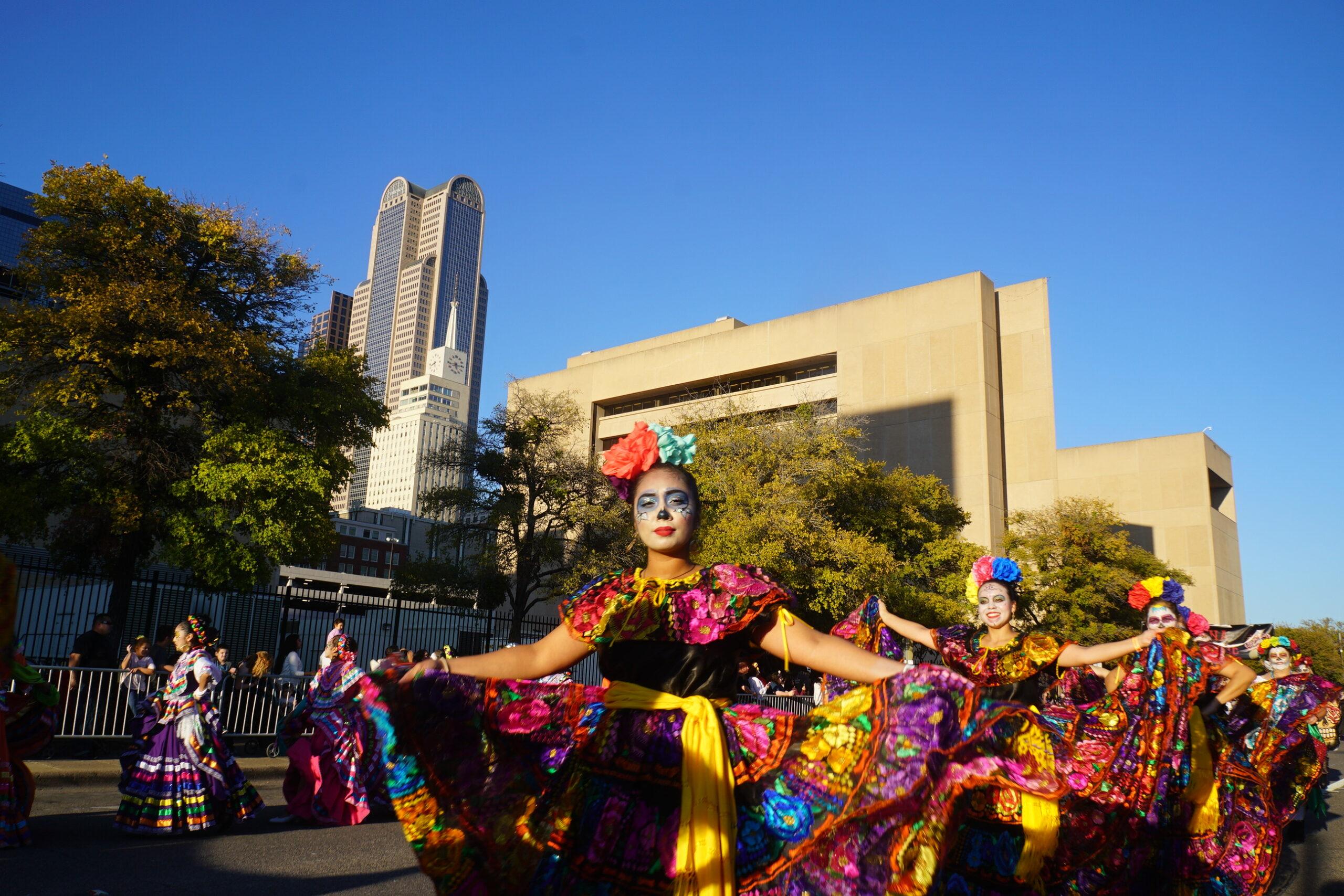 "Citing Pandemic, Dallas Organizers Cancel ""Dia De Los Muertos"" Parade; Promise It will Return"