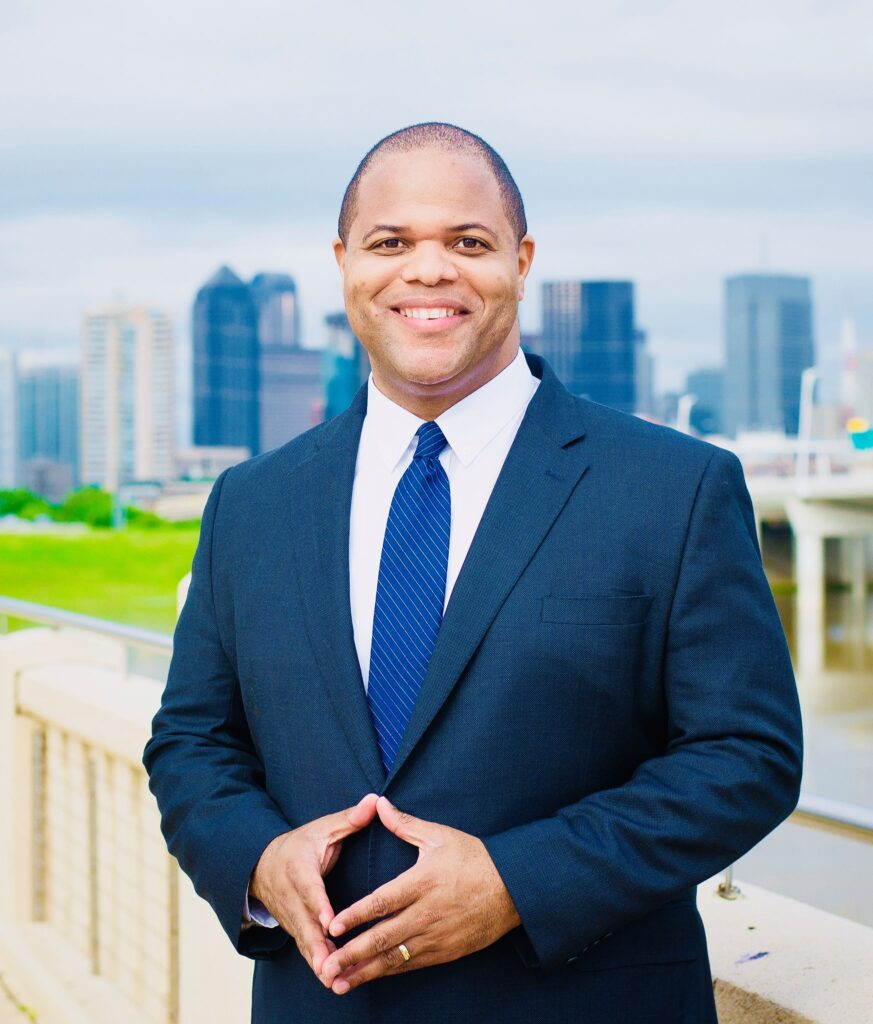 Mayor Eric Johnson / Office of Dallas Mayor Eric Johnson Facebook