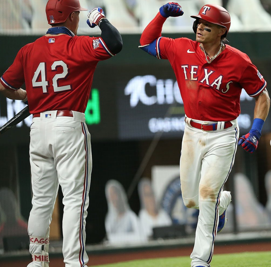 Texas Rangers Gives $100,000 in Grant Money