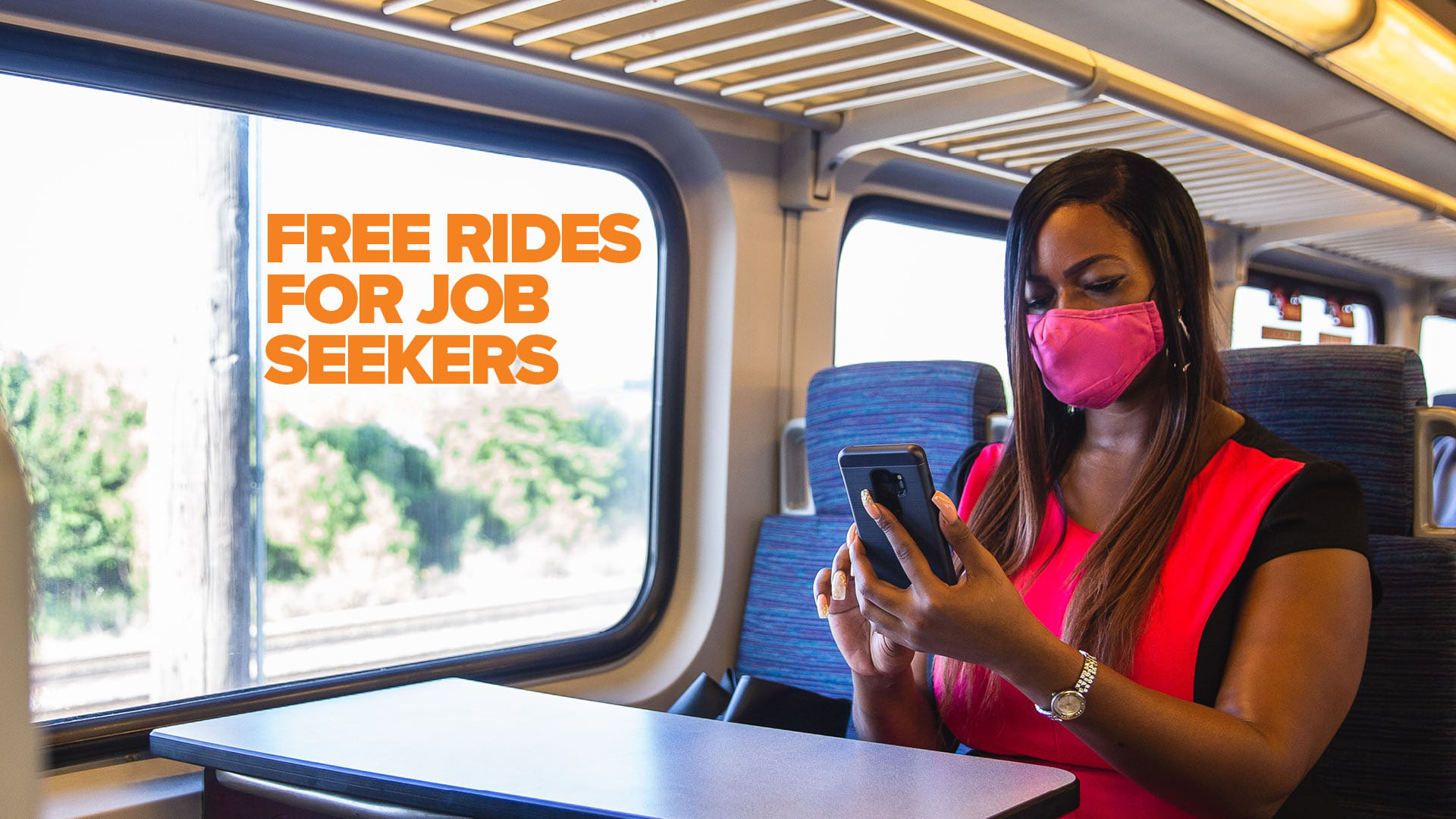 Trinity Metro Offers Free Rides for Job Seekers