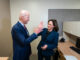 Former VP Joe Biden and Sen. Kamala Harris