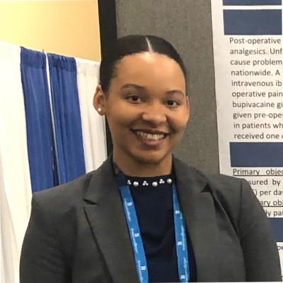 Kaitlyn Cayette, pharmacist, recent Xavier grad