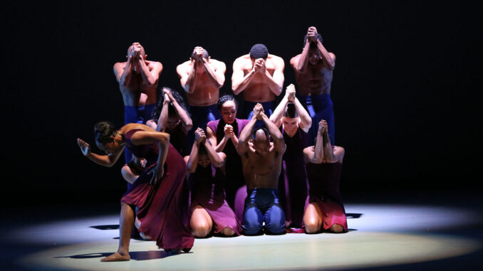 Dallas Black Dance Theatre/Photo by Amitava Sarkar