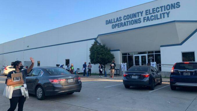 Dallas County Elections/Facebook