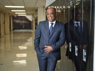 Marlon Brooks/Photo Courtesy of Dallas ISD