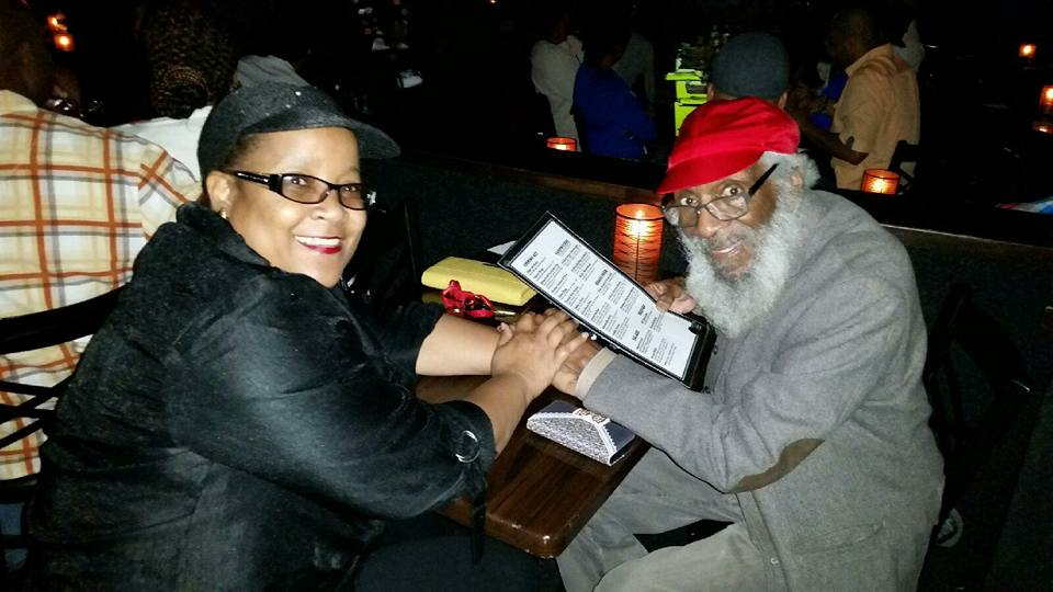 Me and dick gregory