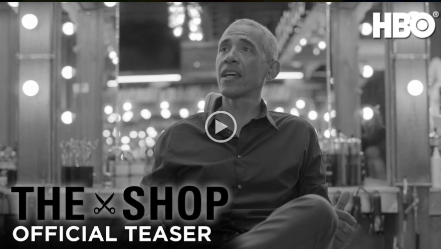 Barack Obama Joined All-New Edition of The Shop