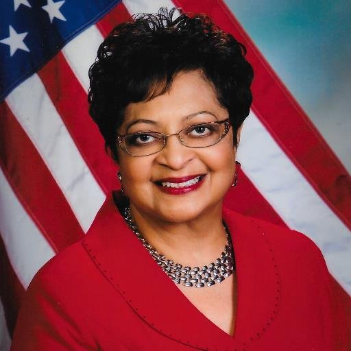 Public Invited To Bid Farewell to Mayor Curtistene S. Mccowan Along Her Funeral Procession Route on Friday, November 6, 2020