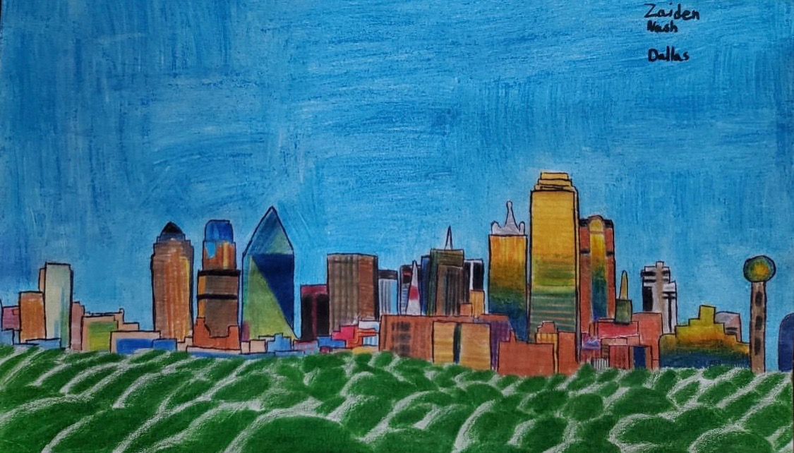 For Oak Cliff Acknowledges Young Artist