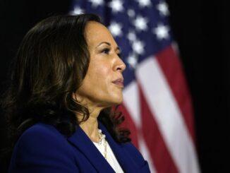 Kamala Harris/Photo Courtesy of AP Photo