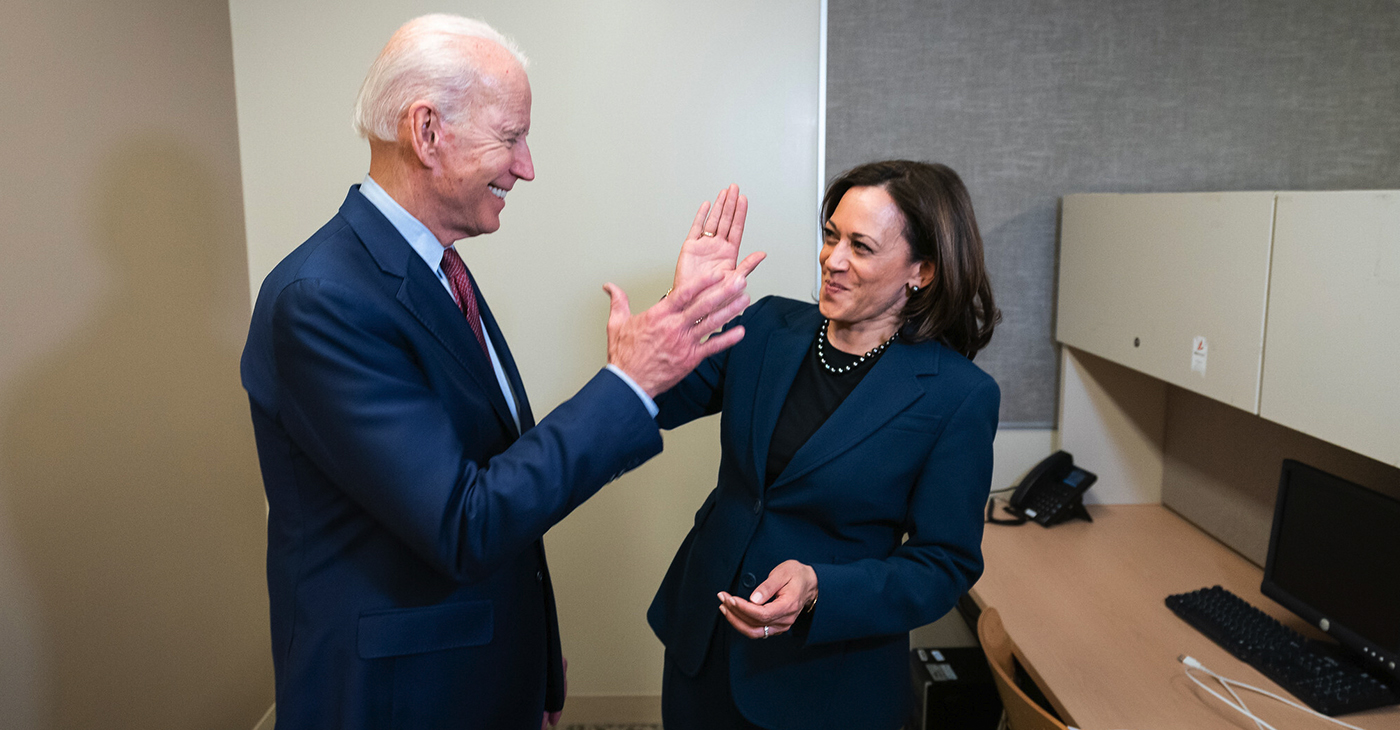 Biden-Harris Win Emotional for Many