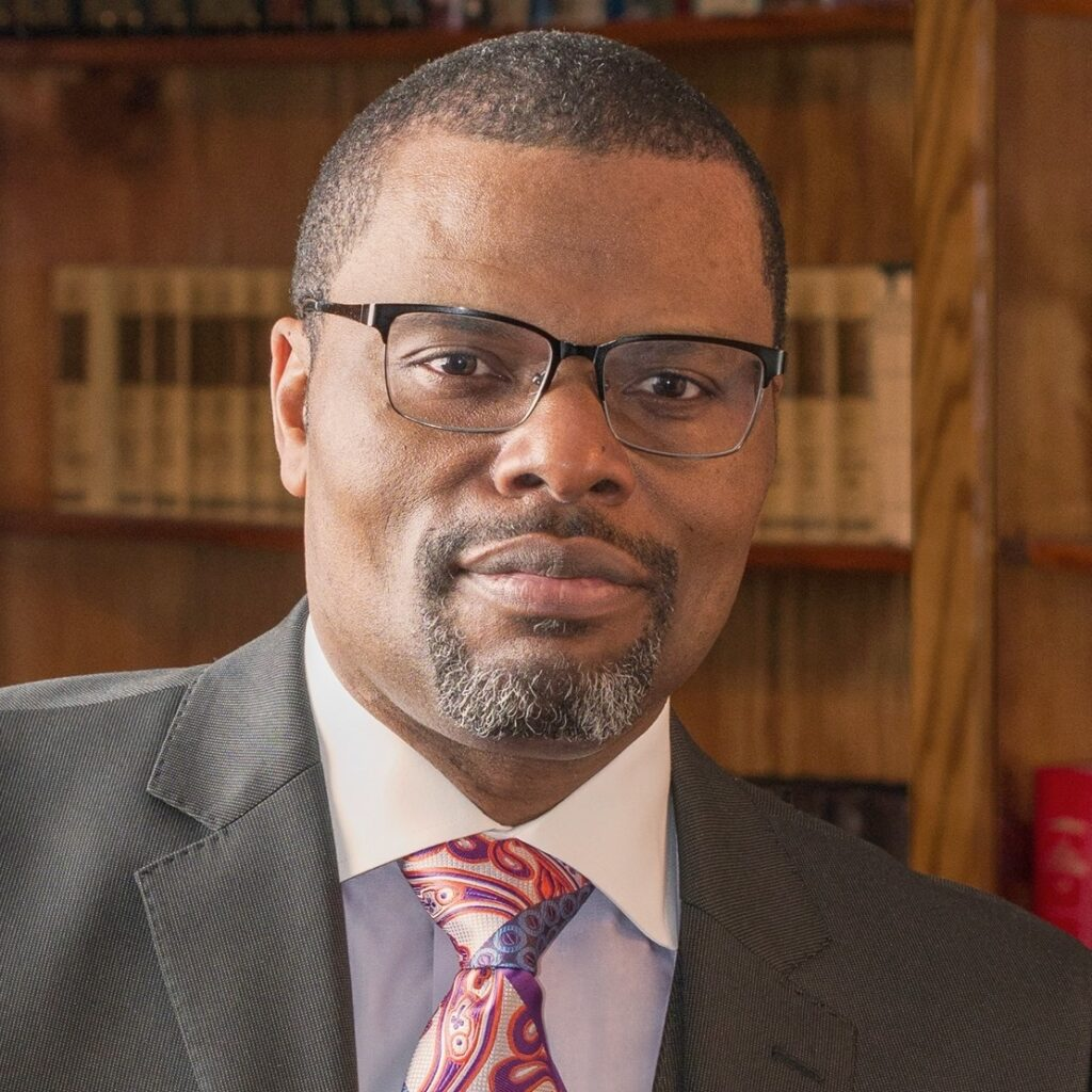 "Photo: Michael Evans for Mansfield Mayor  The Rev. Michael Evans, an educator and pastor, was elected the first Black mayor of Mansfield Tuesday. ""We've been running for almost a year,"" Evans said Tuesday, adding that the campaign now would be ""letting our hair down."""
