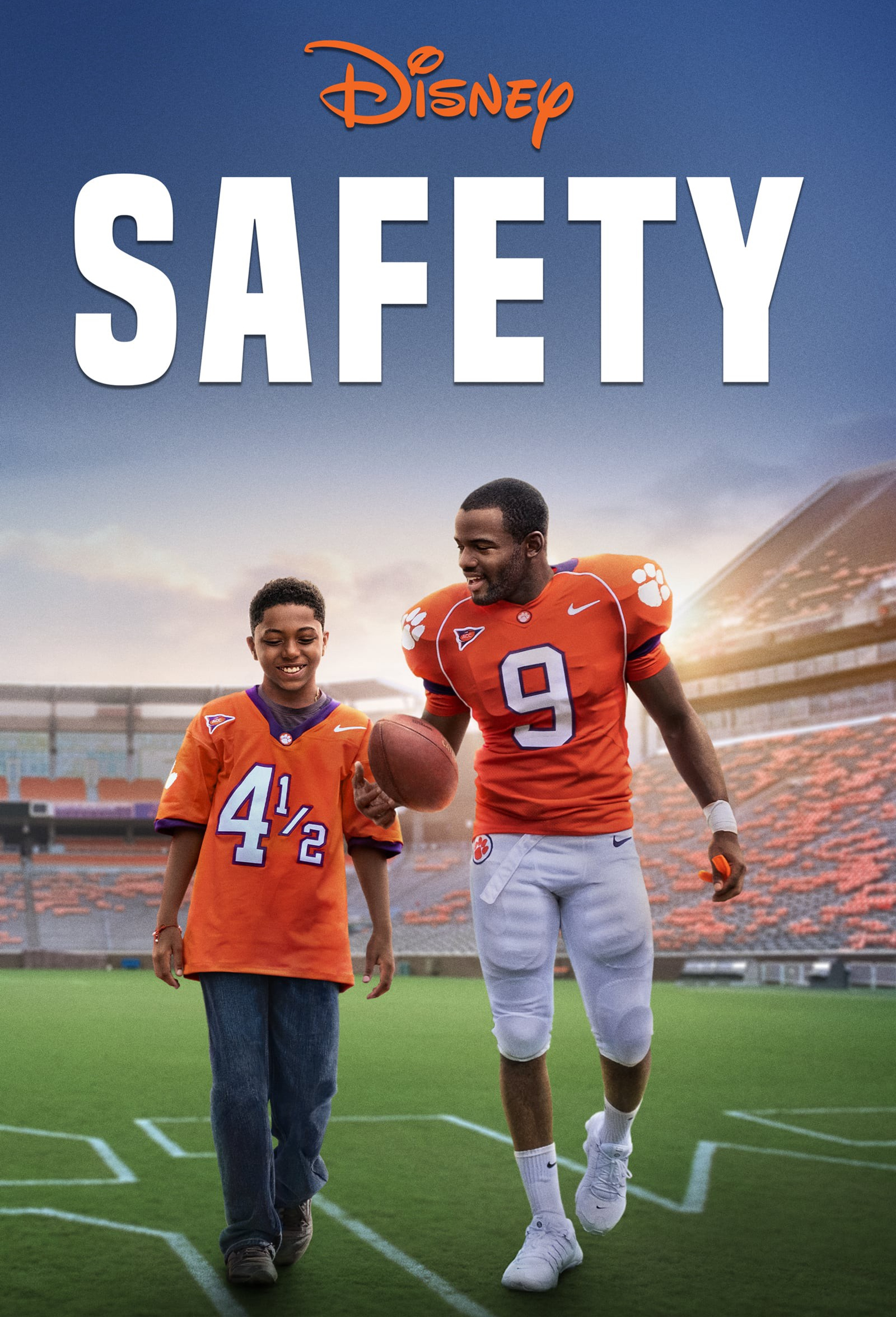 Hollywood's Movie Review: Safety