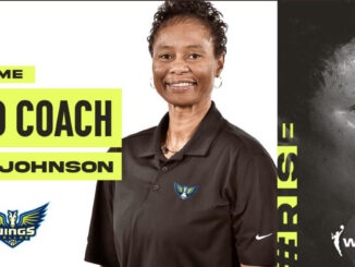 Photo Courtesy of the Dallas Wings