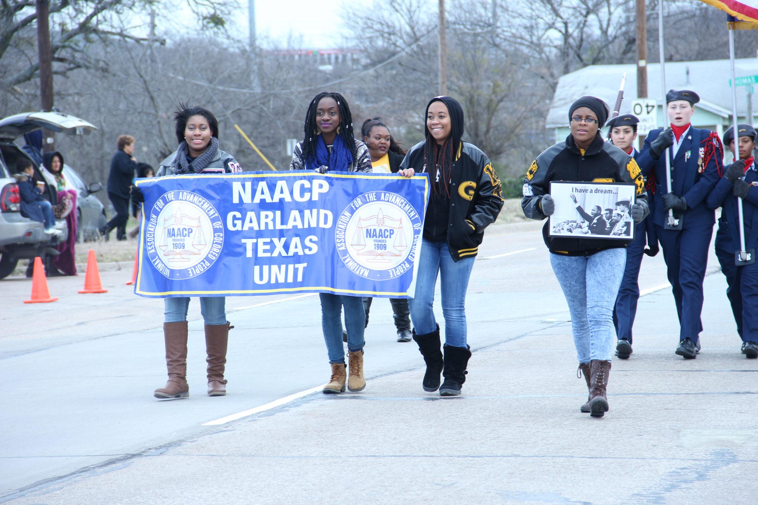 Garland MLK 2016 Parade/Photo Courtesy of Garland NAACP